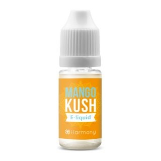 Harmony CBD E-Liquid MANGO KUSH 0 mg / 10ml